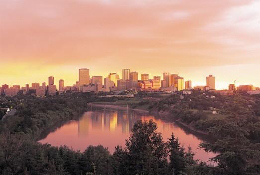 Edmonton_Skyline