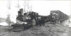 Edmonton train