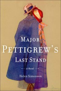 Major Pettigrew's book cover