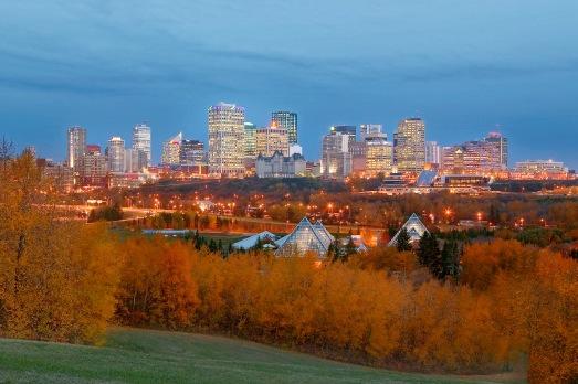 Edmonton Fall