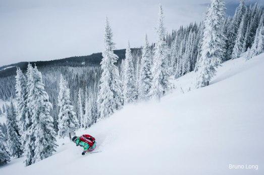 Opening day ski
