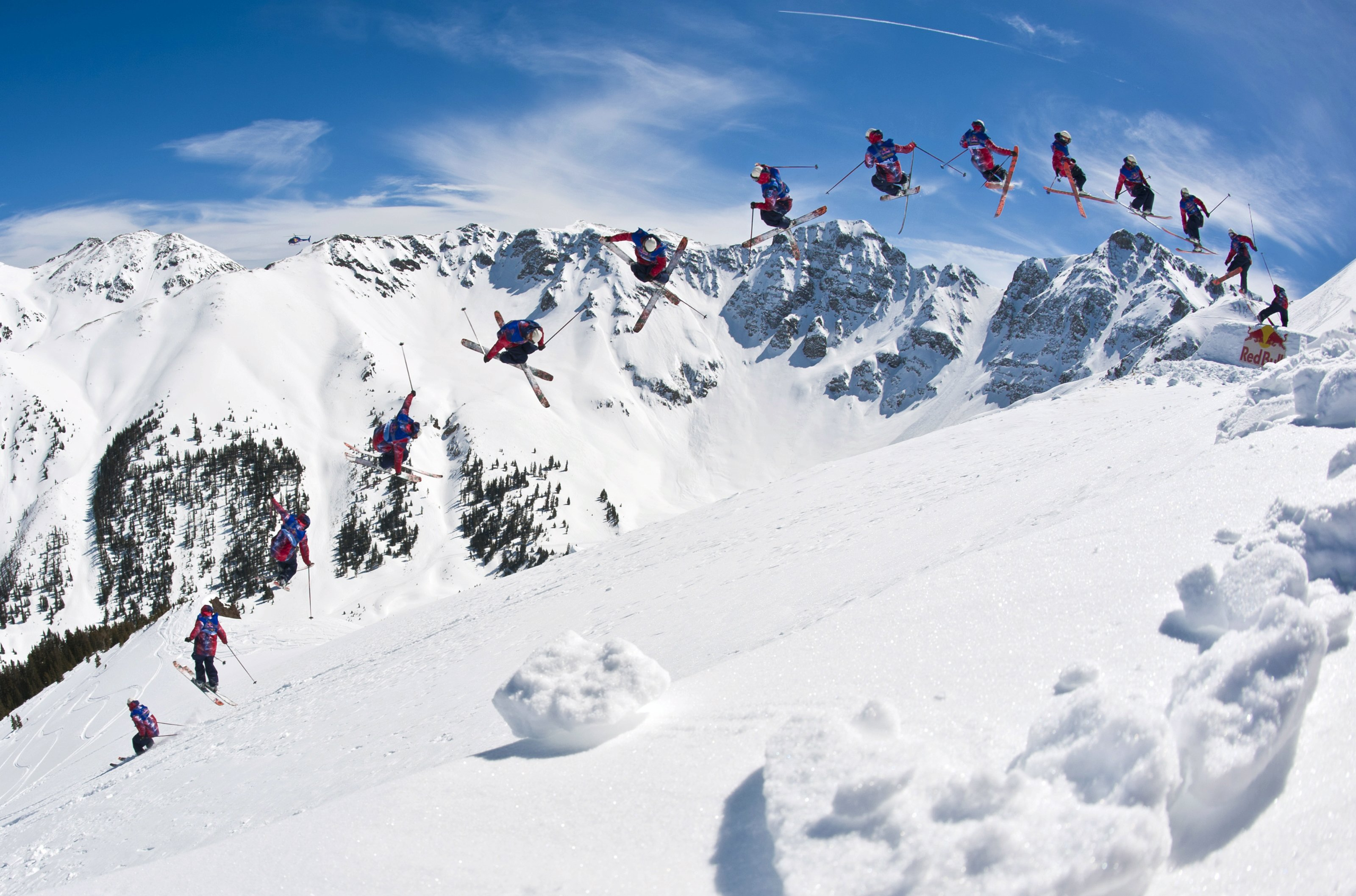 the big mountain rush is back bringing the best in freeski