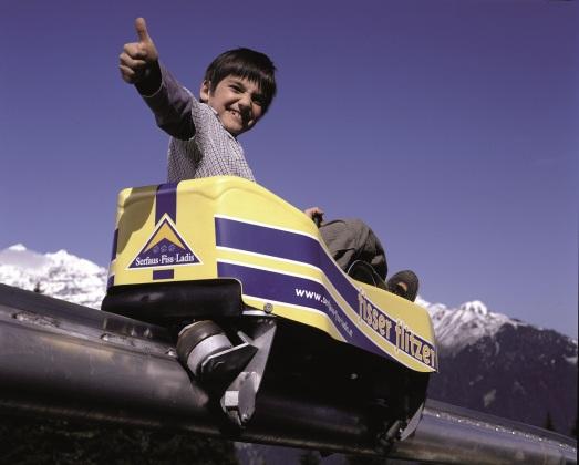 Brandauer, mountain coaster, roller coaster