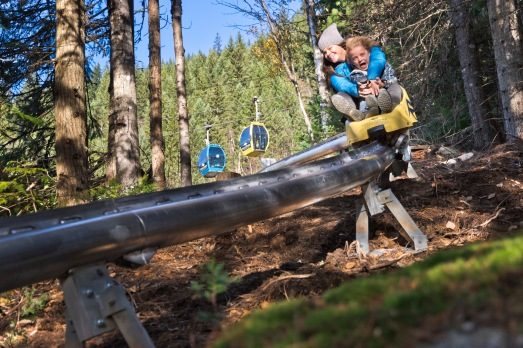 Revelstoke, Revelstoke Mountain Resort, mountain coaster, roller coaster